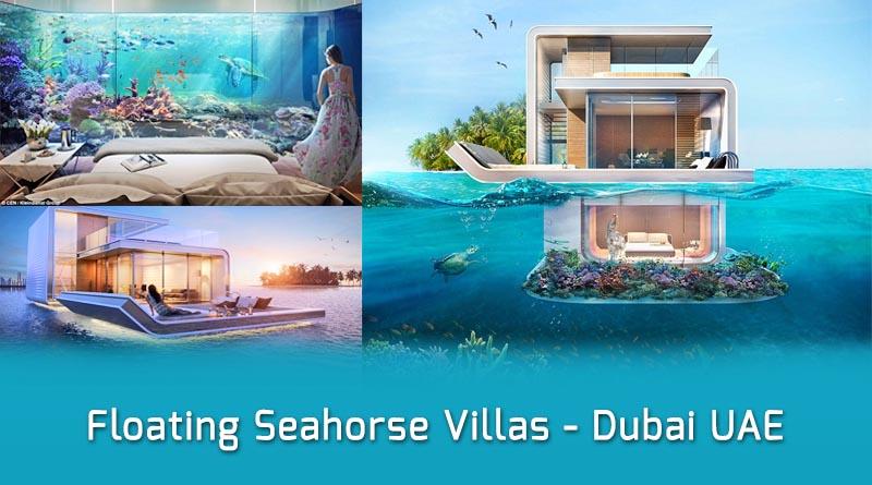 Floating Seahorse Villas Dubai